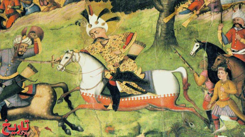 شروع سلطنت شاه عباس